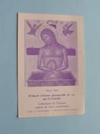 D'abord Réforme Personelle De Vie Par Le Concile / Catholique Du VIETNAM - Mai 1963 > Prière / Gebed ( Zie Foto's ) ! - Religion & Esotérisme