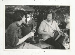 Cp,  Spectacle , Musique & Musiciens , Rencontres Musicales 1987, Yvon Kervinio, MONTERFIL , 35 ,écrite - Musique Et Musiciens