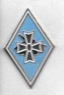 Pin's  Militaire ? Fond  Bleu - Militares