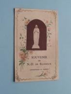 Souvenir De N.-D. De BANNEUX 1935 > Apparitions Et Prières / Mariette BECO La Vierge Des Pauvres ( Zie Foto's ) ! - Religion & Esotérisme