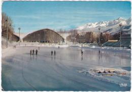 38. Gf. GRENOBLE. L'anneau De Patinage De Vitesse. Le Palais De Glace. 225 - Grenoble
