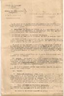 1919 GROUPE DE L'AFRIQUE ORIENTALE / DEFENSE DE DIEGO SUAREZ /  3EME REGIMENTS DE TIRAILLEURS MALGACHES   B1088 - Documents
