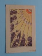 R.P.E. Levaux Mission Catholique KANGU MAYOMBE Congo Belge / Notre Père > 1957 ( Zie Foto's ) ! - Religion & Esotérisme