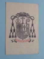 Gedenkenis BISSCHOPSWIJDING 29 Juni 1950 Aemilius-Josephus DE SMEDT / Ministrando ( Zie Foto's ) ! - Religion & Esotérisme