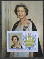 1986 SAINT VINCENT Grenadines Michel BF 15** Reine Elisabeth, Non Dentelé - St.Vincent Y Las Granadinas