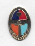 Pin's  Bateau, Militaire  60  R.I  ROYAL  MARINE - Militaria