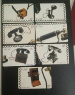 Qatar Telephone Card 7 Different - Qatar