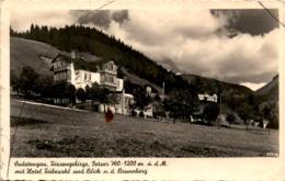 Sudetengau, Riesengebirge, Petzer Mit Hotel Rübezahl Und Blick N. D. Brunnberg * 14. 9. 1940 - Repubblica Ceca