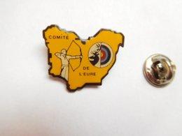 Beau Pin's , Tir à L'arc , Comité Du Département De L' Eure - Boogschieten