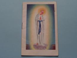 A Banneux N.-D. Avec Les élèves De Nos écoles Primaires Le 8 Mai 1958 - NOTRE MESSE ( Zie Foto's ) ! - Religion & Esotérisme