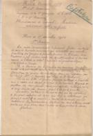 PROGRAMME D'ACTIVITE  NOVEMBRE 1921 DE LA 8EME COMPAGNIE BASEE A MADAGASCAR   B1089 - Documents