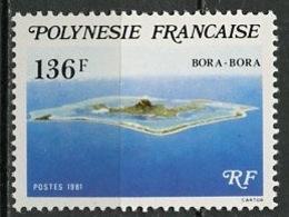 Polynésie Française - Polynesien - Polynesia 1981 Y&T N°173 - Michel N°349 *** - 136f Bora Bora - Polynésie Française