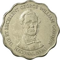 Monnaie, Jamaica, Elizabeth II, Dollar, 2005, British Royal Mint, TTB, Nickel - Jamaica