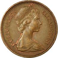 Monnaie, Grande-Bretagne, Elizabeth II, New Penny, 1979, TB+, Bronze, KM:915 - 1971-… : Decimale Munten