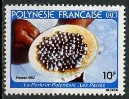 Polynésie Française - Polynesien - Polynesia 1982 Y&T N°179 - Michel N°344 *** - 10f Perles - Polynésie Française