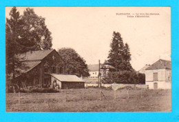 CPA BASTOGNE : Le Trou Des Chevaux / Usine D'électricité - Circulée 1922 - Ed. Schumacher, Photog. Bastogne - 2 Scans - Bastogne