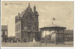 NIMY - L'Hôtel De Ville (Mons) - Soignies