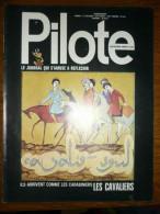 Pilote Le Journal Qui S'amuse à Réfléchir N°638 - Pilote