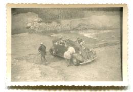 Photographie Privée Automobile Ancienen Années 1930 - Automobiles