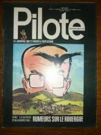 Pilote Le Journal Qui S'amuse à Réfléchir N°637 - Pilote