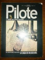 Pilote Le Journal Qui S'amuse à Réfléchir N°636 - Pilote