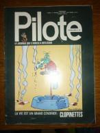 Pilote Le Journal Qui S'amuse à Réfléchir N°634 - Pilote