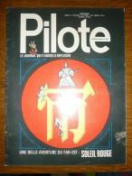 Pilote Le Journal Qui S'amuse à Réfléchir N°633 - Pilote