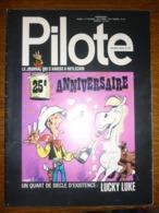 Pilote Le Journal Qui S'amuse à Réfléchir N°631 - Pilote