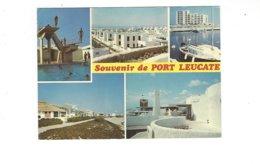 SOUVENIR DE PORT LEUCATE  MULTIVUES   **** RARE     A SAISIR **** - Francia