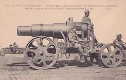 MORTIER AUSTRO ALLEMAND DE 320....... - Ausrüstung
