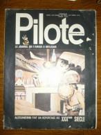 Pilote Le Journal Qui S'amuse à Réfléchir N°659 - Pilote