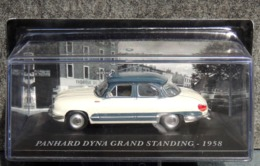 Panhard DYNA Grand Standing 1958 - 1/43 - NEUF Sous Blister Et Boîte Plastique - Carros