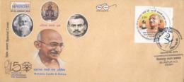 India  2019  Mahatma Gandhi  R.N. Tagore  Jainism  Special Cover  # 23362 D  Inde  Indien - Mahatma Gandhi