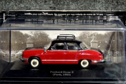 Panhard DYNA Z Taxi De Paris 1953 - 1/43 - NEUF Sous Blister Et Boîte Plastique - Cars & 4-wheels