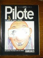 Pilote Le Journal Qui S'amuse à Réfléchir N°657 - Pilote