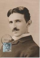 Serbia, N. Tesla, MC - Serbien