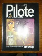 Pilote Le Journal Qui S'amuse à Réfléchir N°656 - Pilote