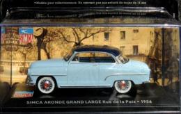 SIMCA Aronde Grand Large 1956 - 1/43 - NEUF Sous Blister Et Boîte Plastique - Cars & 4-wheels