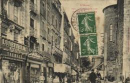 L'AUDE  NARBONNE  Rue De La Republique Commerces Lunneterie Optique ...Labouche RV - Narbonne