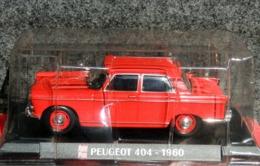 PEUGEOT 404 1960 Collection Auto Plus - 1/43 - NEUF Sous Blister - Cars & 4-wheels