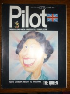 Pilote Le Journal Qui S'amuse à Réfléchir N°653 - Pilote