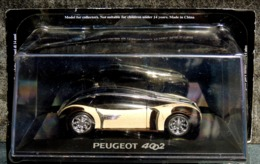 PEUGEOT 4002 Concept Car - 1/43 - NEUF Sous Blister Et Boîte Plastique - Cars & 4-wheels