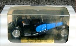 BUGATTI Royale 1928 - Voiture D'exception - 1/43 - NEUF Boîte Plastique & Carton - Voitures, Camions, Bus