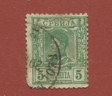 Serbie N° 33 - Serbien