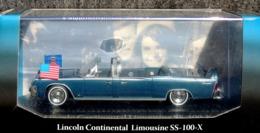 LINCOLN Continental SS-100-X KENNEDY 1963 1/43 - NEUF Boîte Plastique & Carton - Cars & 4-wheels