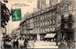 14 CAEN - La Place De L'ancienne Boucherie. - Caen