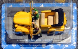 FORD Cabriolet Blake & Mortimer - 1/43 - NEUF Sous Blister - Cars & 4-wheels