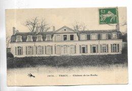 58 - TRACY - Château De La Roche - Francia