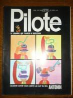 Pilote Le Journal Qui S'amuse à Réfléchir N°650 - Pilote