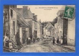72 SARTHE - BEAUMONT LA CHARTRE Rue Principale, Atelier De Charron (voir Descriptif) - Autres Communes
